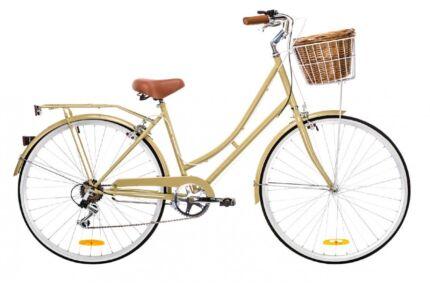 FOR SALE: Reid Vintage Ladies bike (Coffee)