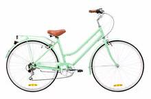 Vintage LITE 7 Speed Shimano bike w/FREE LIGHTS, LOCK and PUMP! Coorparoo Brisbane South East Preview