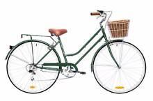 Vintage 7 Speed Shimano Ladies Bikes Coorparoo Brisbane South East Preview