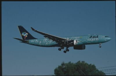 Aircraft Slide A330-200 Azul PR-AIU special c/s for sale  Shipping to South Africa