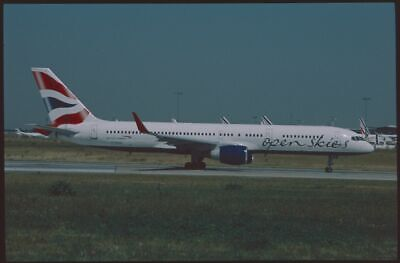 Aircraft Slide B-757 Open Skies F-HAVN for sale  Shipping to South Africa
