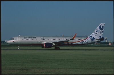 Aircraft Slide A-321 Aeroflot VP-BEE special c/s for sale  Shipping to South Africa