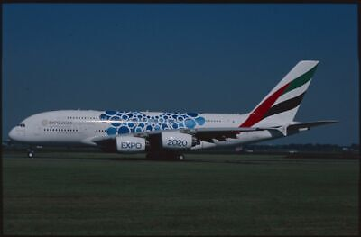 Used, Aircraft Slide A-380 Emirates A6-EOQ special c/s for sale  Shipping to South Africa