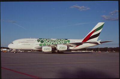 Used, Aircraft Slide A-380 Emirates A6-EOW special c/s for sale  Shipping to South Africa