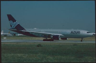 Aircraft Slide A330-200 Aigle Azur F-HTAC for sale  Shipping to South Africa