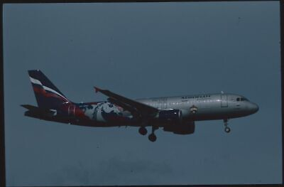 Aircraft Slide A-320 Aeroflot VP-BWD special c/s for sale  Shipping to South Africa