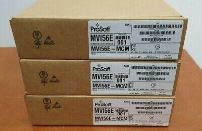 New Prosoft Technology Mvi56e-mcm Mvi56e Modbus Masterslave