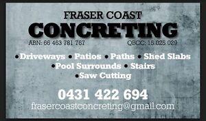 Fraser Coast Concreting Point Vernon Fraser Coast Preview