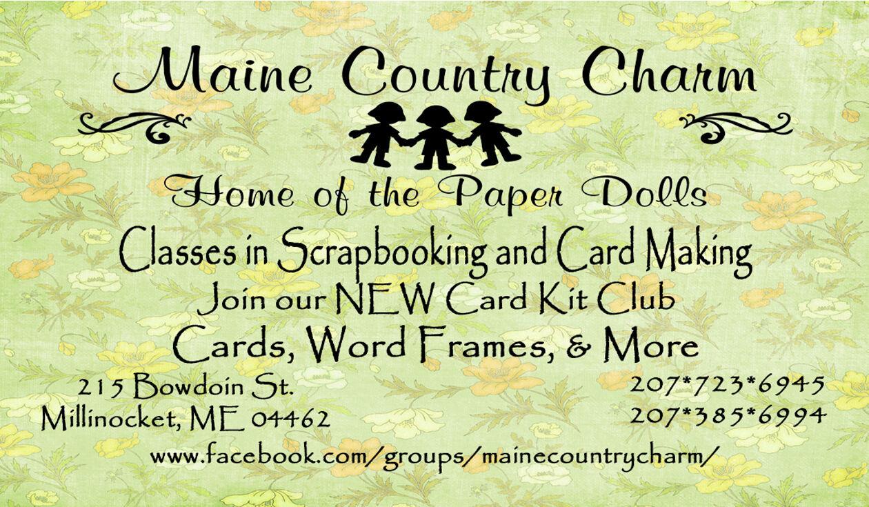 Maine Country Charm
