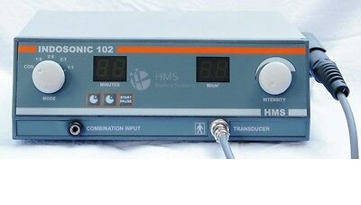Physiotherapy Ultrasound Therapy Machine 1mhz Underwater Treatment