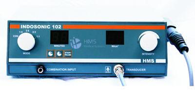 Ultrasound Machine Therapeutic 1mhz Underwater Ultrasound Indosonic Machine