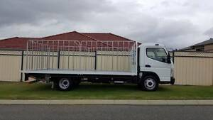 Flat Top Truck with 1 Tonne Tail Lift Pick Ups and Deliveries Secret Harbour Rockingham Area Preview