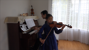 Piano and Violin Tuition Epping Ryde Area Preview