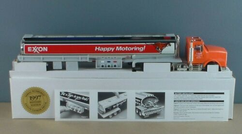 1997 Exxon Toy Tanker Truck S.E.T Refinery Series Limited Edition Billings, MT