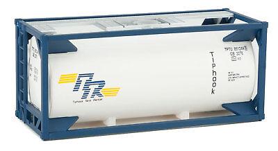 HO Tankcontainer 20 Fuß Tiphook -- 8109 NEU
