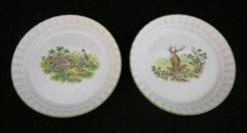 Set of 2 Meiselman Imports Butter Pats Salt Cellars Made in Bavaria Germany M117