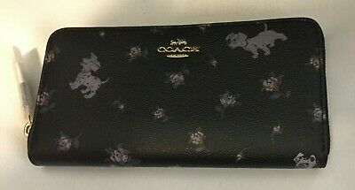 Coach X Disney Dalmatian Wallet 91743 - NEW