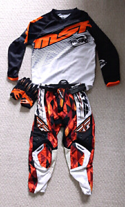 Youth riding gear