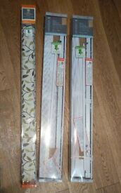 90cm x 160cm 25mm Venetian Blind (White)