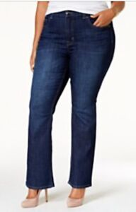 2 pairs Size 18 Melissa McCarthy jeans