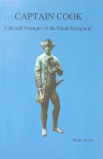CAPTAIN JAMES COOK - Life and Voyages of the Great Navigator. Melbourne CBD Melbourne City Preview