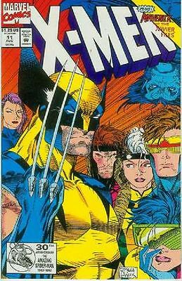 X-Men (2nd series) # 11 (Jim Lee) (USA, 1992)