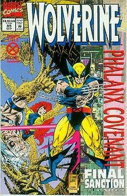 Wolverine # 85 (Adam Kubert, 52 pages,collectors edition) (USA, 1994)
