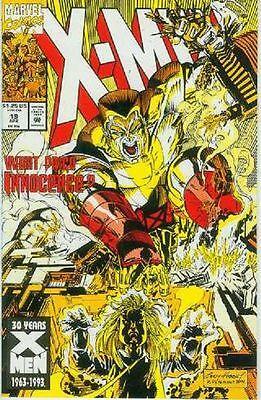 X-Men (2nd series) # 19 (Andy Kubert) (USA, 1993)