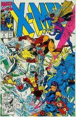 X-Men (2nd series) # 3 (Jim Lee) (USA, 1991)