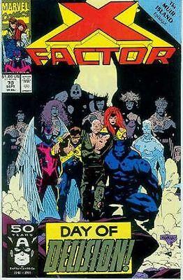 X-Factor # 70 (USA, 1991)