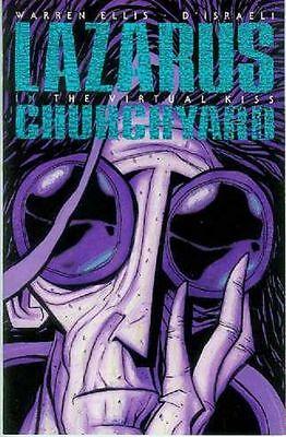 Lazarus Churchyard # 1: The Virtual Kiss (D'Israeli, 44 pages) (USA, 1992)