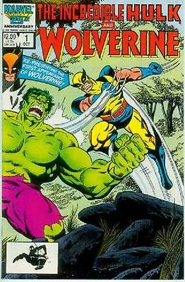 Incredible Hulk & Wolverine # 1 (of 1) (USA, 1986)