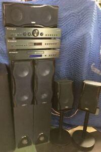 Système de son,speaker ampli - Cambridge - sound system