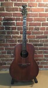 Guitare acoustique vintage 1970 Ovation - metallique (i013701)