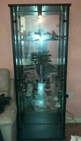 Harveys display cabinet