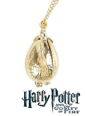 Harry Potter Dragon Egg Pendant Necklace, Wizarding World, Noble, Cosplay