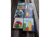 Open university business books