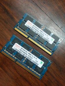 2x 4gb DDR3 ram from 2011 Imac 27inch