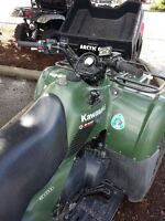 Kawaski KVF360 2005 ATV used