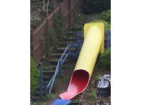 Ex Water Flume/Slide (Paisley)