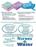 Hosts Wanted!! Chemical Free Cleaning!