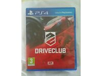 Driveclub for PS4 - Brand new Sealed