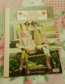 Craft Book- Tilda's Summer Ideas