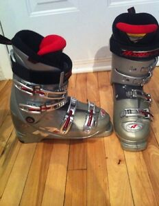 NORDICA ski boots - size 26 - 26,5 (US 9-9,5) (305 mm) - Woman