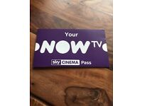NOW TV Sky Cinema Movies Digital Pass Code