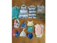 Miniclub newborn clothing