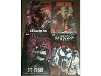 Marvel Graphic Novels