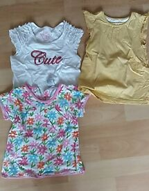Bundle of 3 age 2 T-shirts