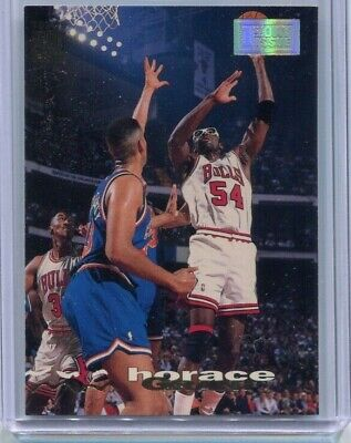 Horace Grant 1993-94 Stadium Club First day issue parallel # 130