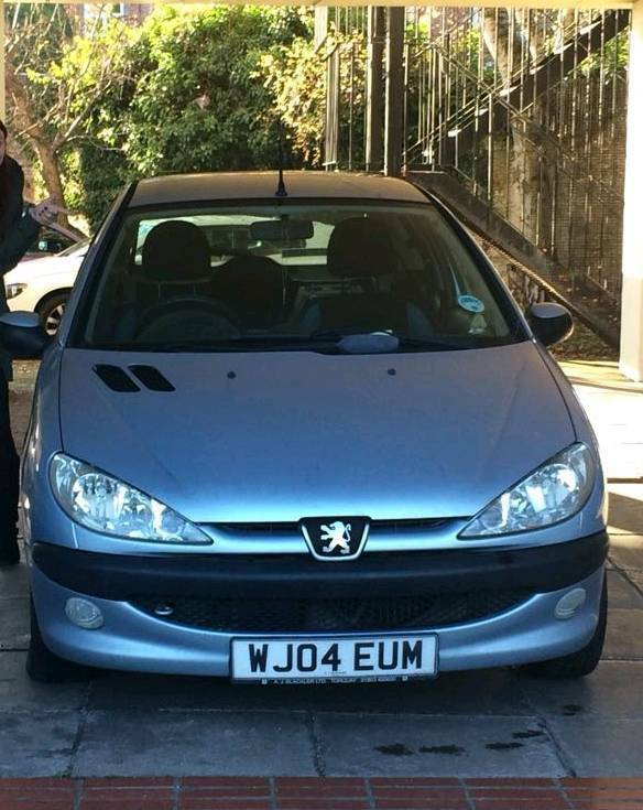 Peugeot 206, UNDER 49,500 MILES, 12 MONTHS MOT